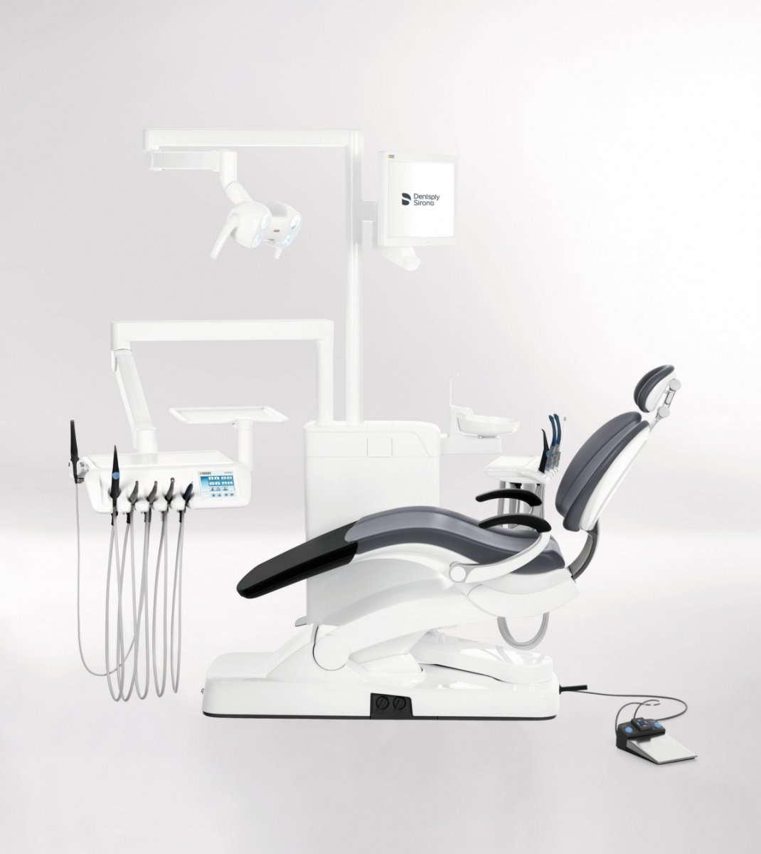 Dentsply Sirona Treatment Centers – innovative power for digital workflows