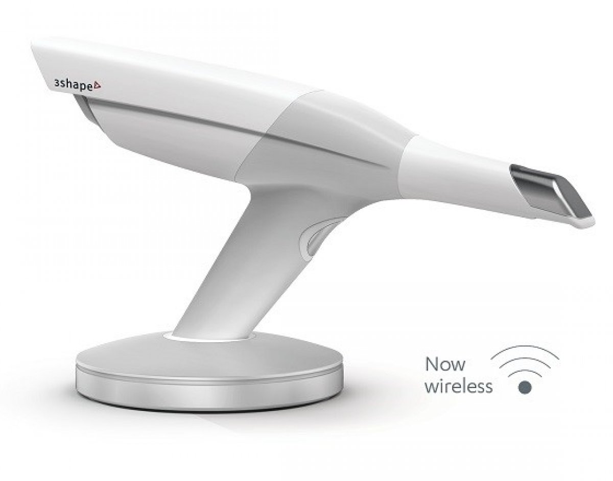 Enjoy the Freedom Now of Wireless Intraoral Scanning with TRIOS