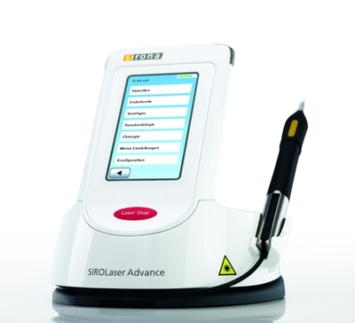 Sirona presents its diode laser at the World Congress of Laser Dentistry