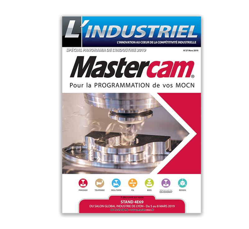 L'Industriel magazine